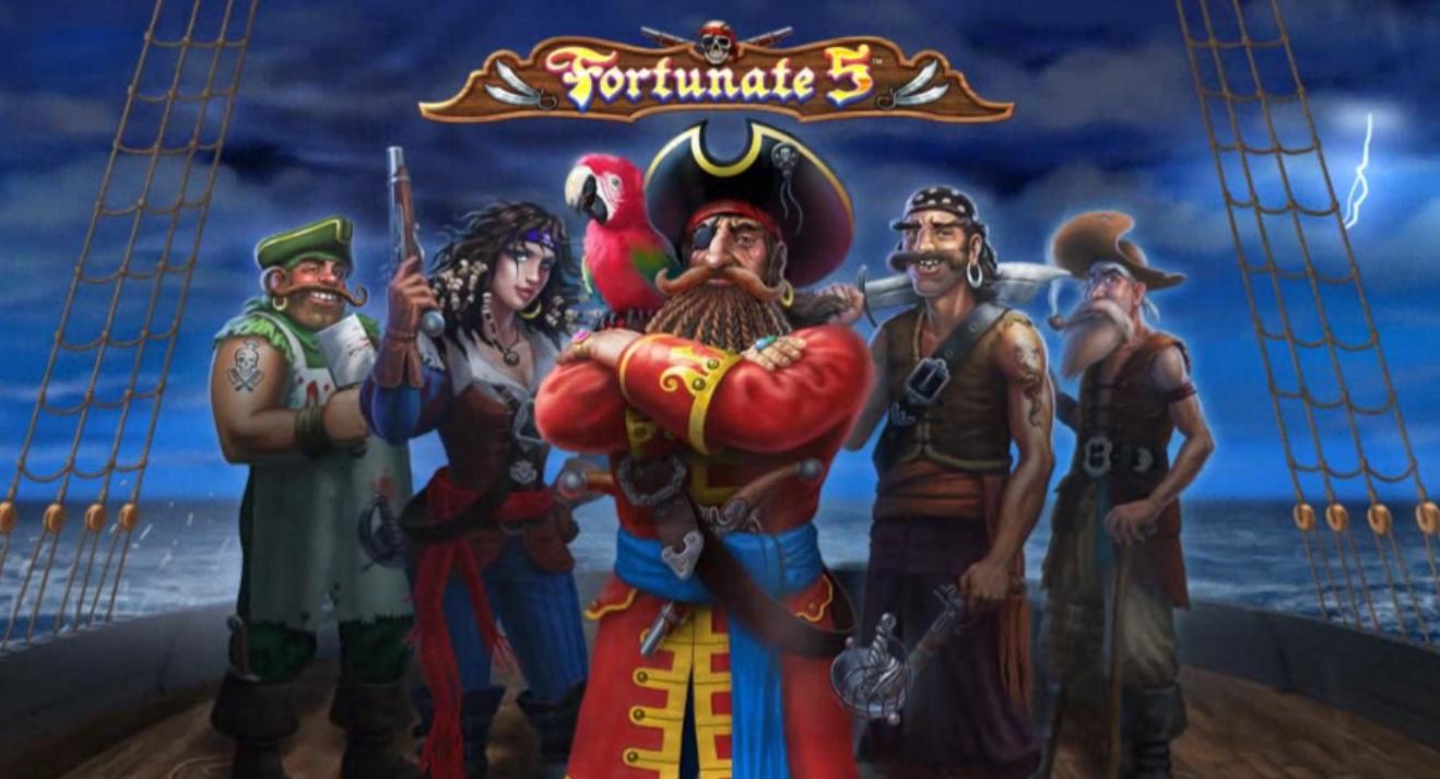 Fortunate 5 Slot -80595