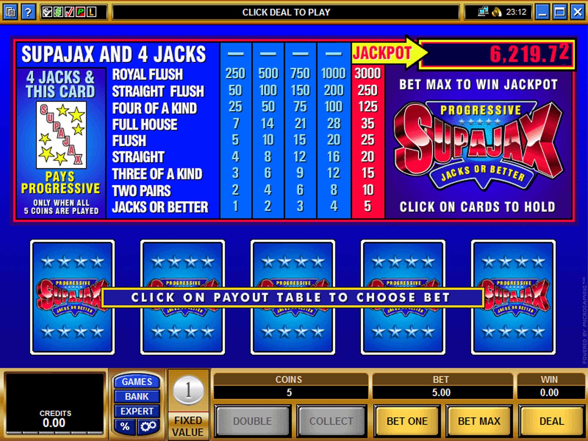 Free Odds Casino -80099