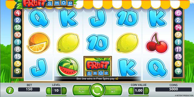 Fruit Shop -75936