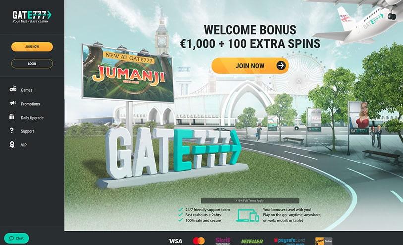 Gate777 Slot Kind -42179