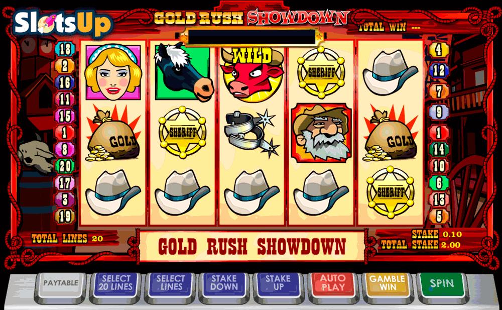 Gold Rush Slot -27806