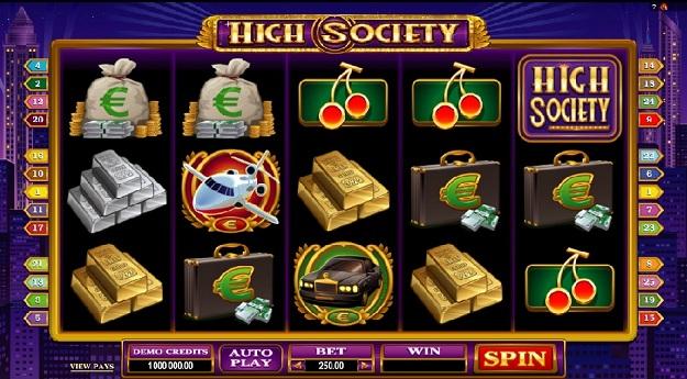 High Society Casino -59174
