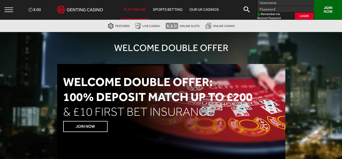 Insured Casino Promotions -52357