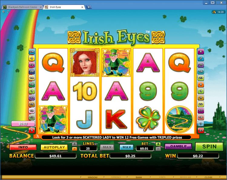 Irish Online -33606