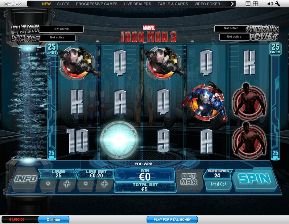 Iron Man -94951