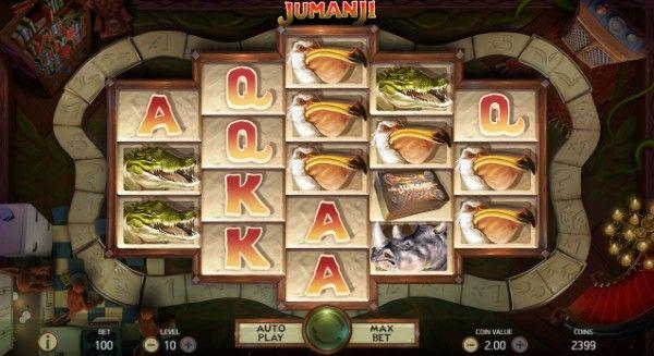 Jumanji Slot How -75469