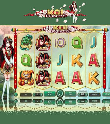Koi Princess -62627