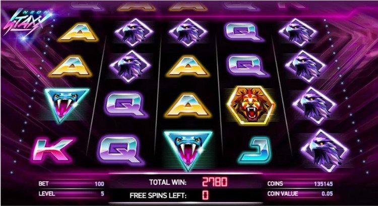Neon Staxx Slot -89952