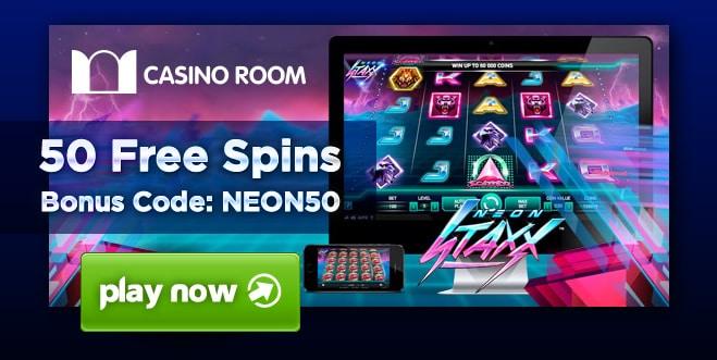 Neon Staxx Slot -50262