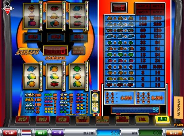 Popularity Canadian Slots -93883
