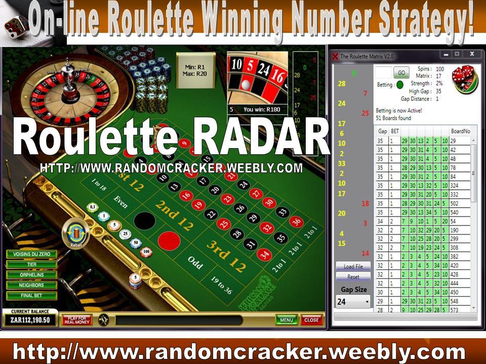 Roulette Next -85093
