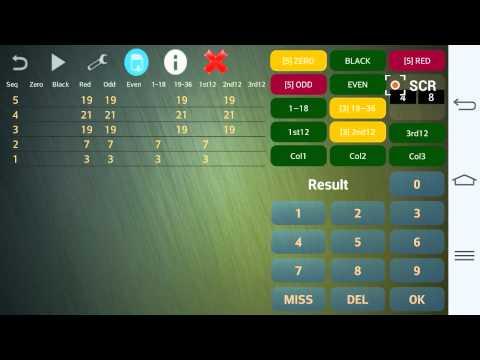 Roulette Prediction App -70941