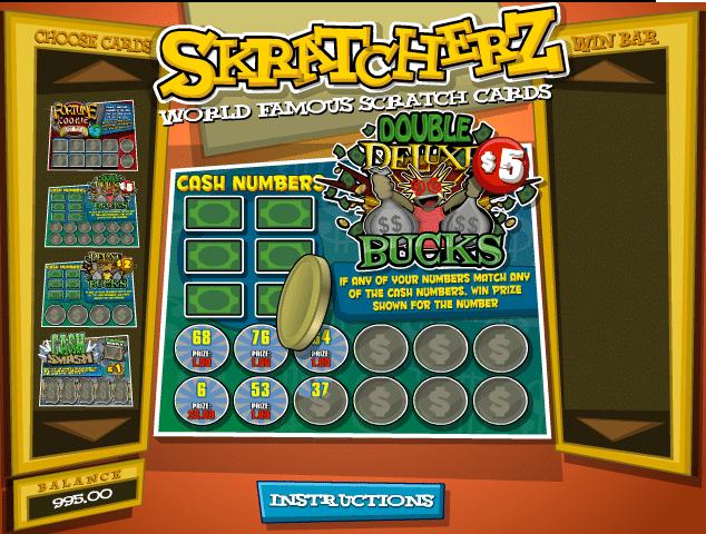 Scratch Cards -70531