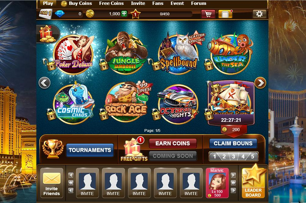Slot Games for -30106