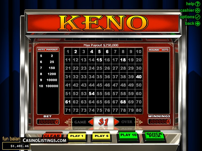 Slot Machine -54043