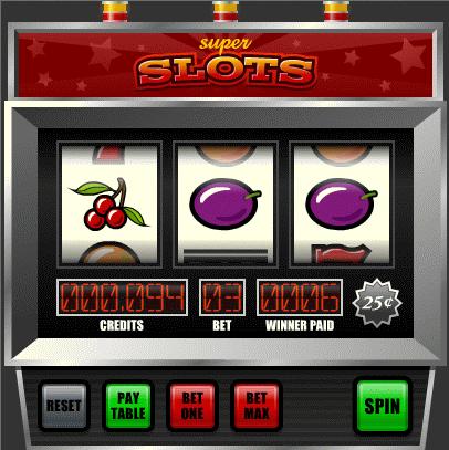 Slot Machine -76270