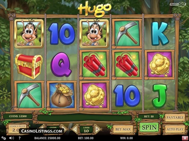 Slot Machine Odds -10576