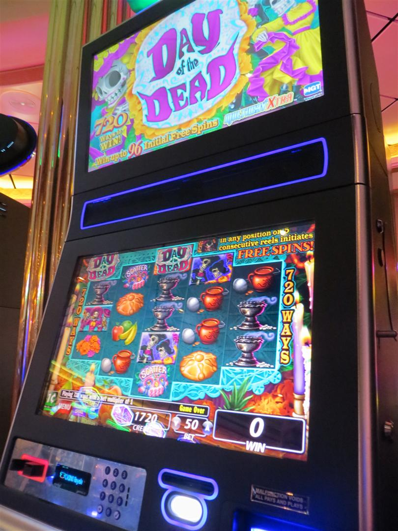 Slot Machine -36400