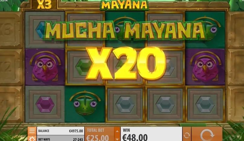 Soundtrack Slot Mayana -74346