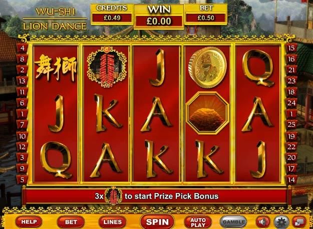 Street Magic Slot -92858