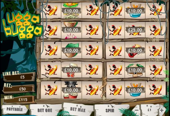 Ugga Bugga Slot -84601