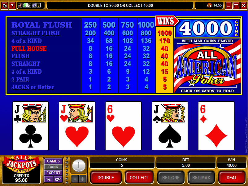 Video Poker Strategy -74931
