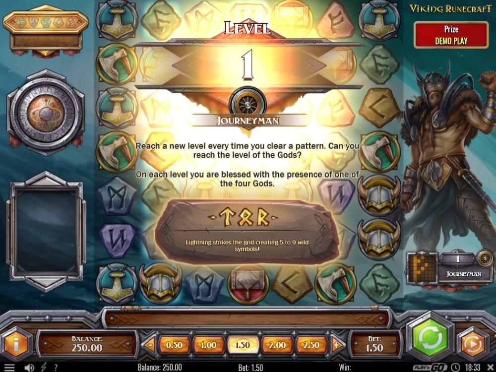 Viking Runecraft Slot -15821