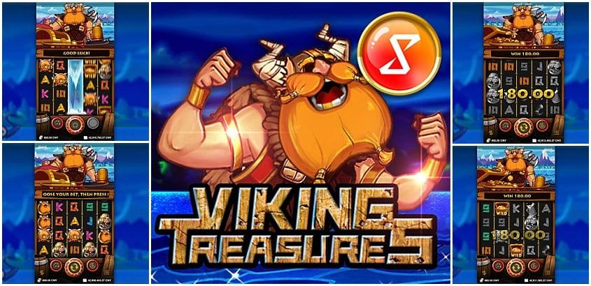 Viking Treasure Slot -86349