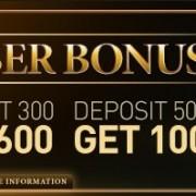 Welcome Bonus Casino -90211