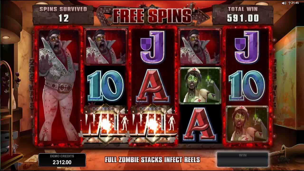 Zombies Slot -12626
